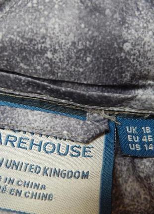 Брендовая женская демимезонная куртка от mountain warehouse. размер 2xl - 3x5 фото