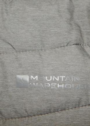 Брендовая женская демимезонная куртка от mountain warehouse. размер 2xl - 3x6 фото