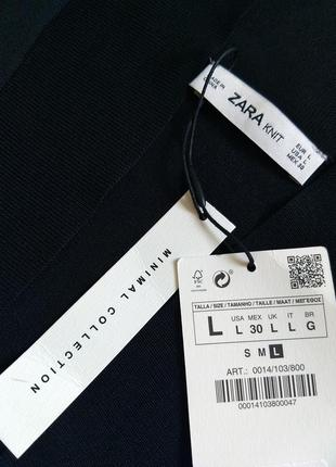 Usa! лимитированная коллекция! zara knit лонгслив/пуловер/джемпер7 фото