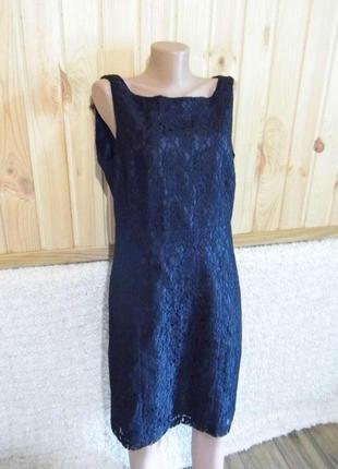 Кружевное платье h&m1 фото