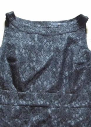 Кружевное платье h&m3 фото