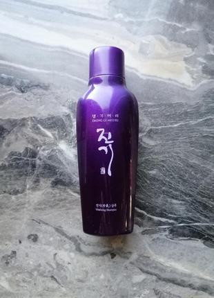 Регенерирующий шампунь против от выпадения волос daeng gi meo ri 70ml корейская косметика1 фото