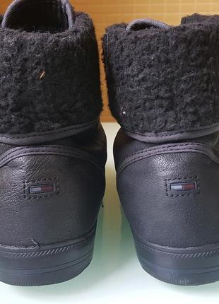 Стильные женские ботинки tommy hilfiger original9 фото