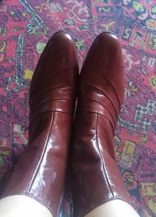 Сапожки, ботиночки, казачок2 фото