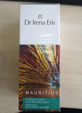 Dr. irena eris  spa resort отшелушивающий мусс для тела,