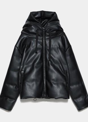 Zara 🖤новая коллекция! куртка