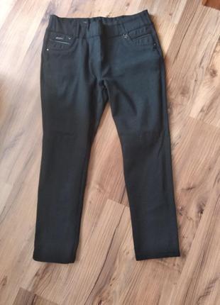 Тёплые штаны на резинке размер 18-22