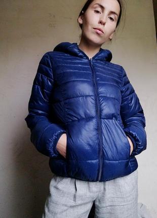 Куртка дутик pull&bear куртка на осень