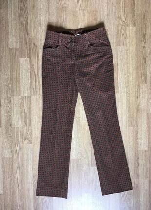 Etro 42 italy брюки штаны