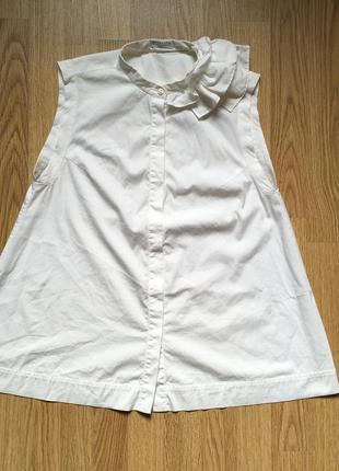 Brunello cucinelle italy блуза рубашка s