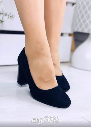 Туфли на низком каблуке туфлі на низьких підборах туфельки обвувь