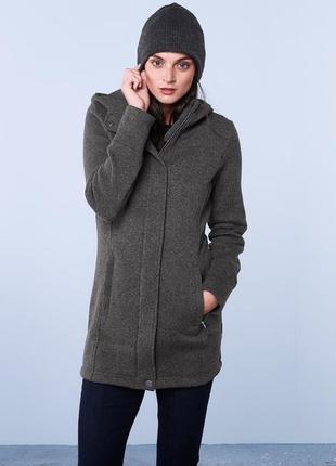 Термо пальто , кофта, германия, tcm, tchibo, размер s