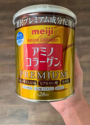 Японский amino collagen meiji premium