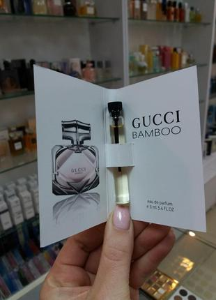 Пробник gucci bamboo / пробнік парфум / духи / парфюм / парфуми !!