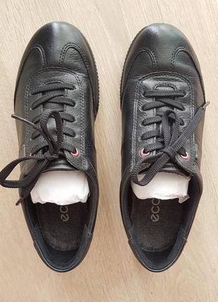 Кеды, ботинки, кросовки ecco женские 39
