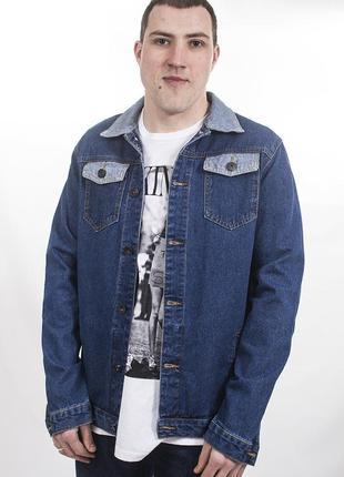 Sale джинсовая куртка мужская reverse