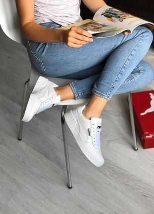 Шикарные женские кроссовки топ качество puma