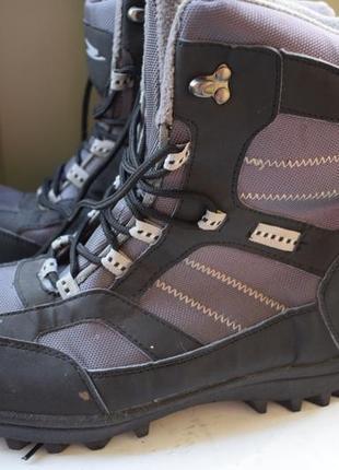 Зимние демисезонные ботинки полусапоги crane германия