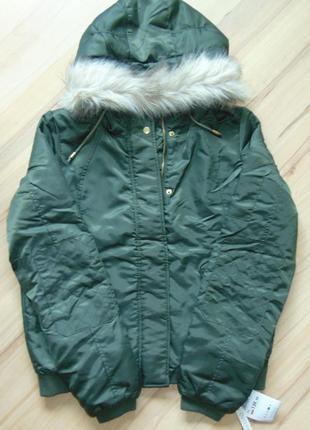 Новая демисезонная куртка sinsay польша