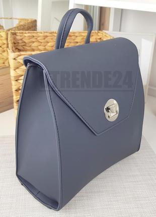 Бесплатная доставка #006 blue стильный строгий брендовый рюкзак высокого качества