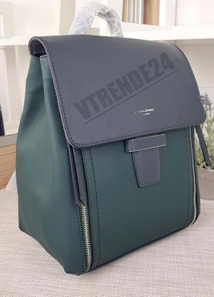 Бесплатная доставка #5494 green вместительный стильный женский рюкзак