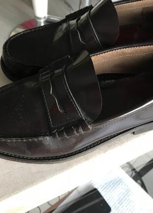 Туфли мужские кожаные hadley