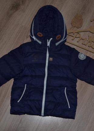 Курточка холодная осень мальчику супер baker