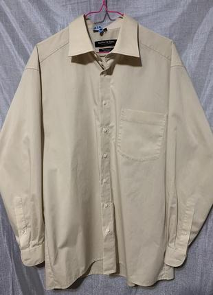 Мужская рубашка tailor&son