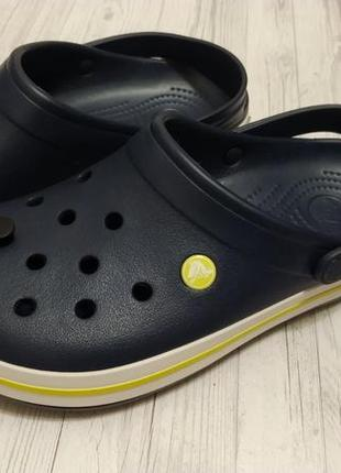 Crocs оригинал кроксы сабо 42-43 м9w11