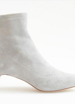 Натуральные кожаные ботинки reserved