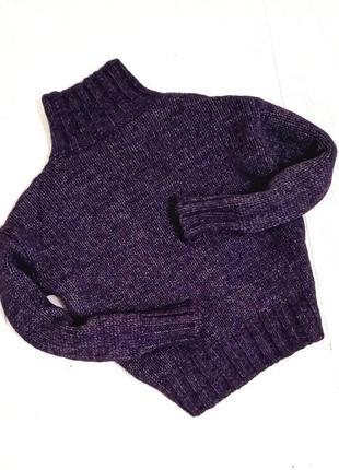 Очень тёплый свитер massimo dutti