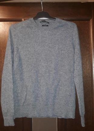 Мягенький 100% кашемир свитерок