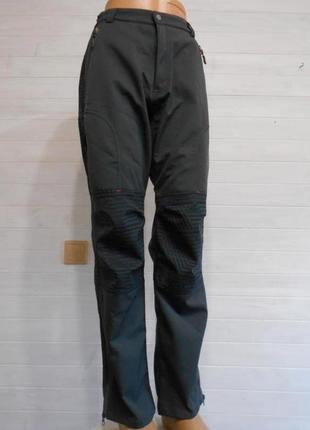Супер классные зимние теплые штаны,можно для активного спорта или как городской вариант
