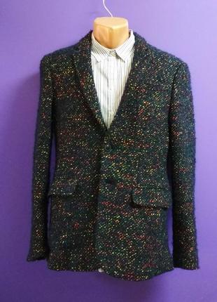 Пиджак мужской zara, яркий