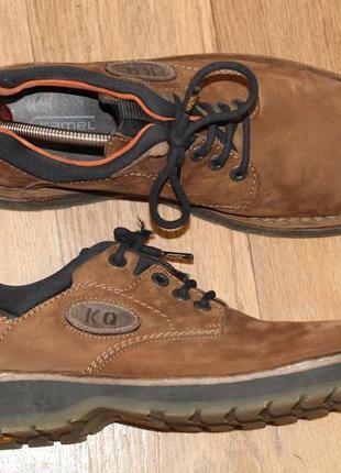 Туфли кожаные camel active оригинал