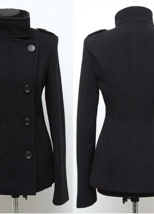 Шерстяное деми пальто vivalon школьнице