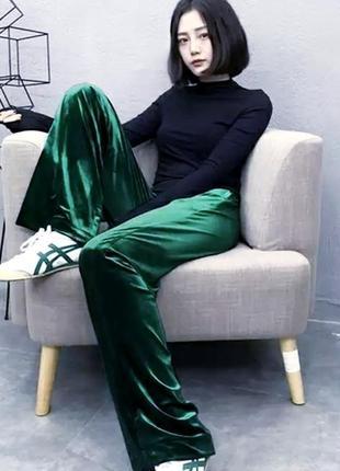 Ambika (амбика) бархатные брюки