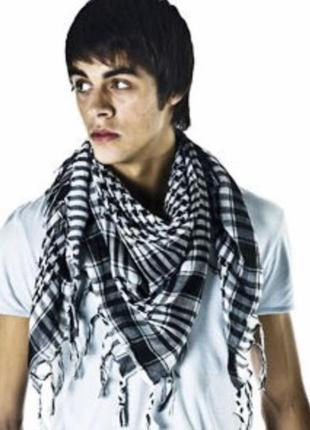 Арафатка. арабский платок шарф. оригинал.