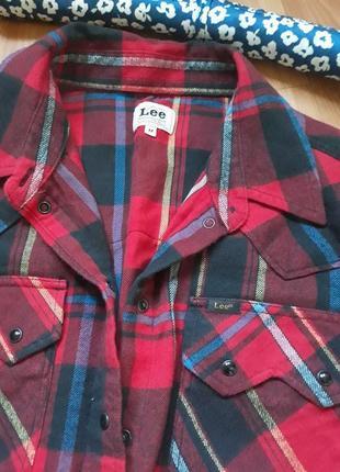 Рубашка lee, оригинал