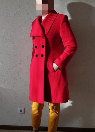 Продам кашемировое пальто размер м