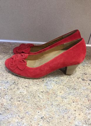Кожаные туфли gabor ❤️❤️283