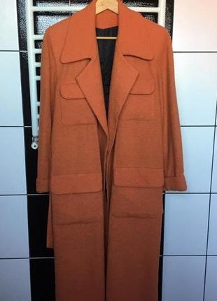 Пальто халат р 46