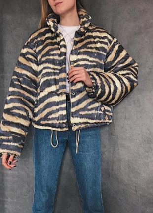 🔥нереальная актуальная дутая куртка sisley