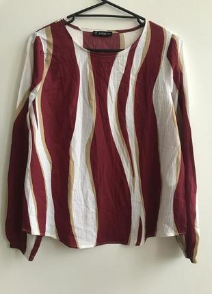 Блуза shein размер м #7