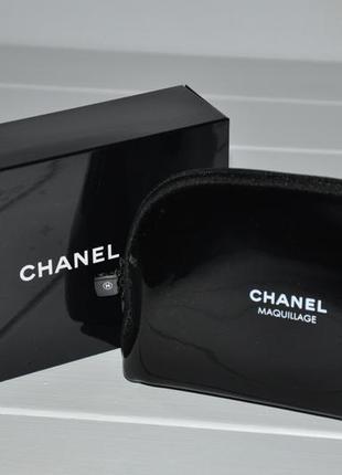 Косметичка chanel maquillage makeup bag в коробочке оригинал