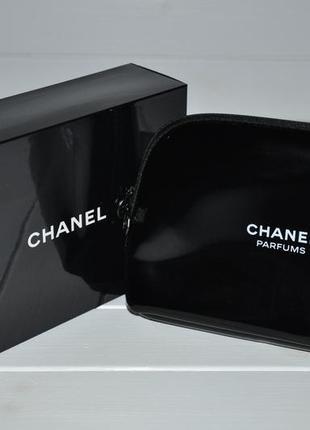 Косметичка chanel parfums в коробочке оригинал