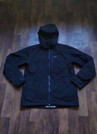 Горнолыжная зимняя куртка helly hansen swift 3 jacket nb2 65522 l