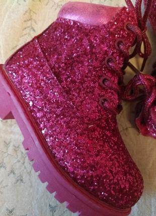 Зима шикарные ботиночки