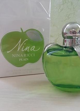 Парфюм nina gucci plain 80 ml