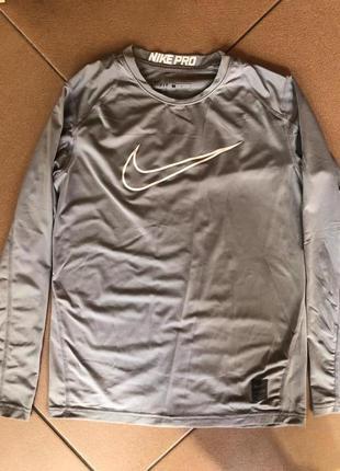 Nike pro спортивная кофта 11-13 лет